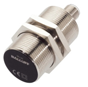 Example of an inductive proximity sensor